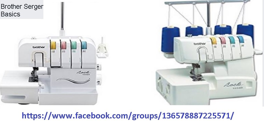 Brother Serger Basics group image